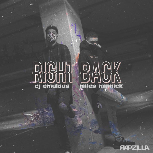 Right Back (feat. Miles Minnick)