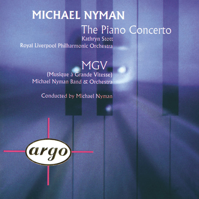 Nyman: The Piano Concerto / MGV