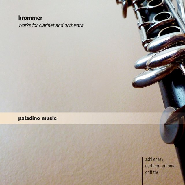 Krommer: Works for Clarinet & Orchestra