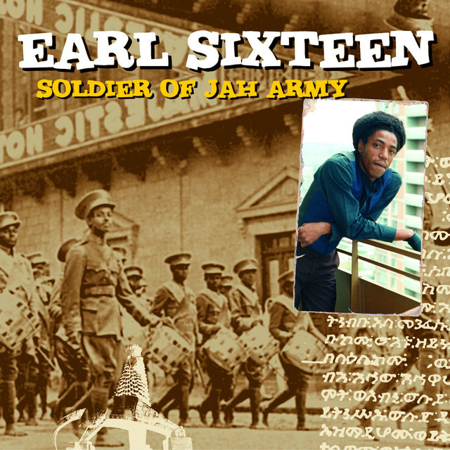 Soldier of Jah Army