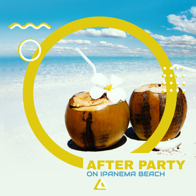 After Party on Ipanema Beach – Chillout Lounge Music, Shoreside, Sunset, Summer Dreams