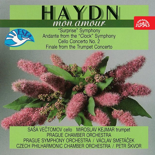 Haydn: Mon Amour. Symphony No. 94, Cello Concerto No. 2