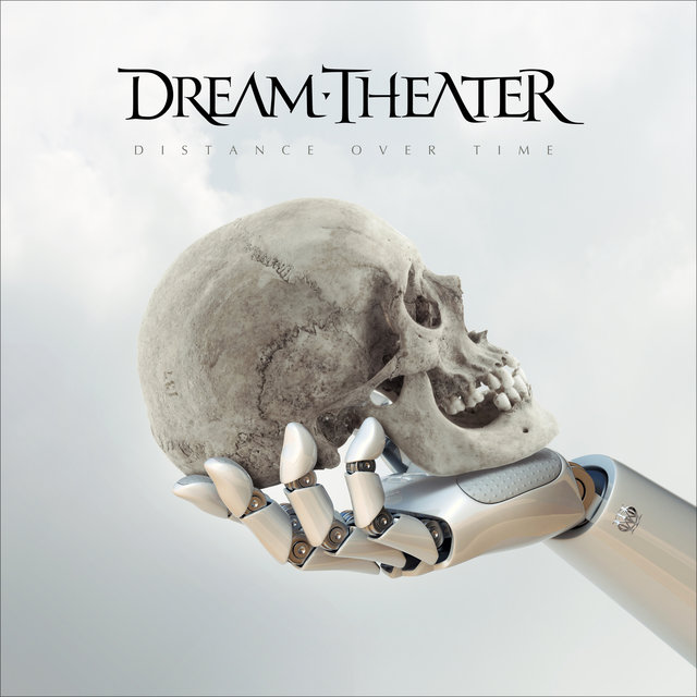 Cover art for album Distance Over Time (Bonus track version) by Dream Theater