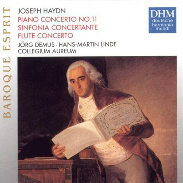 Haydn: Piano Concertos d-major