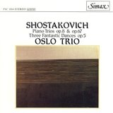 Three Fantastic Dances, Op.5 (1922), 2: Andantino