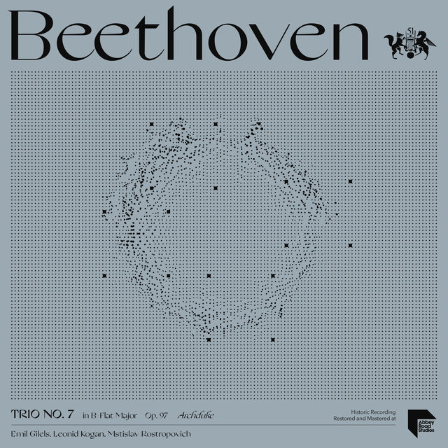 Beethoven: Trio No. 7 in B-Flat Major, Op. 97