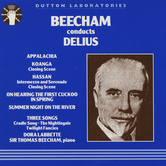 Beecham Conducts Delius