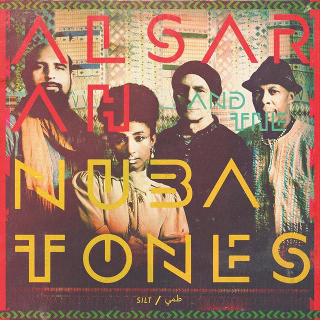 Cover art for album  by Alsarah, The Nubatones