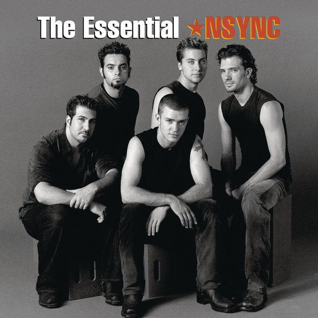 Cover art for album  by *NSYNC