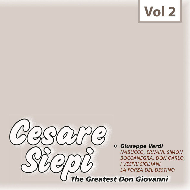The Greatest Don Giovanni, Vol. 2