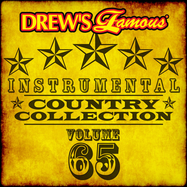 Drew's Famous Instrumental Country Collection (Vol. 65)
