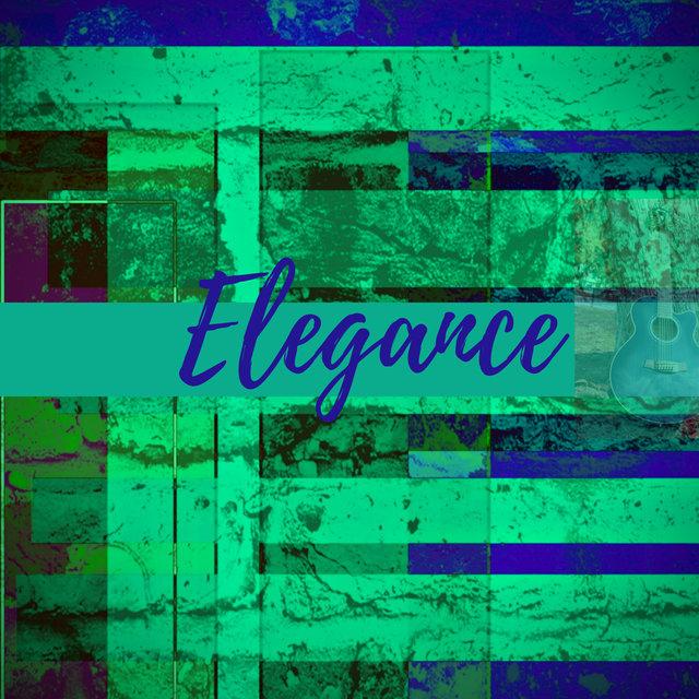 Cover art for album Elegance by Dr Rahul Vaghela