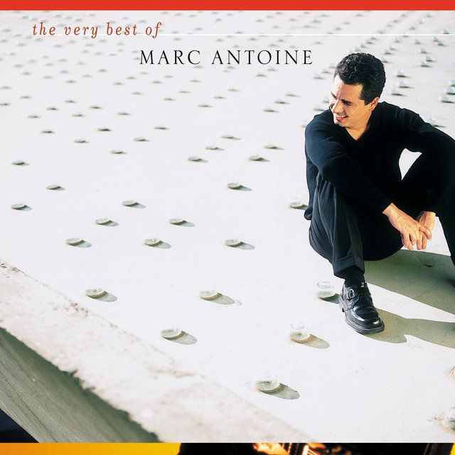 Cover art for album  by Marc Antoine