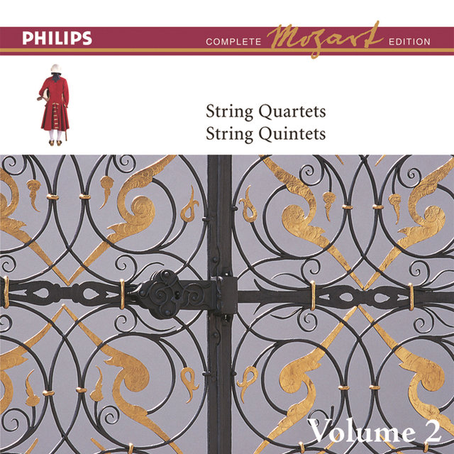 Mozart: The String Quartets, Vol.2 (Complete Mozart Edition)