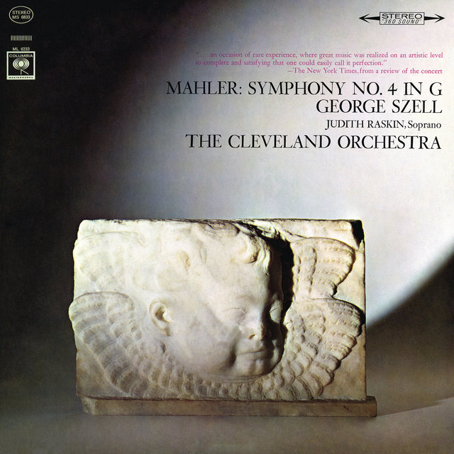 Mahler: Symphony No. 4 ((Remastered))