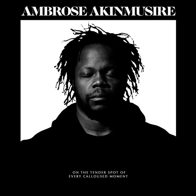 Cover art for album on the tender spot of every calloused moment by Ambrose Akinmusire