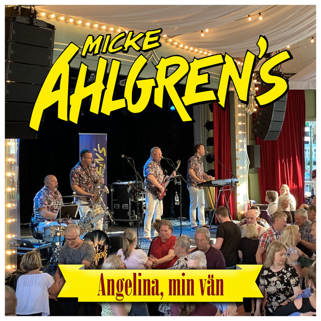 Cover art for album  by Micke Ahlgrens