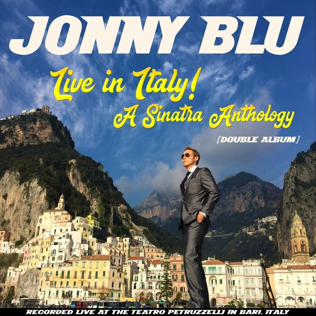 Live in Italy! A Sinatra Anthology (Double Album)