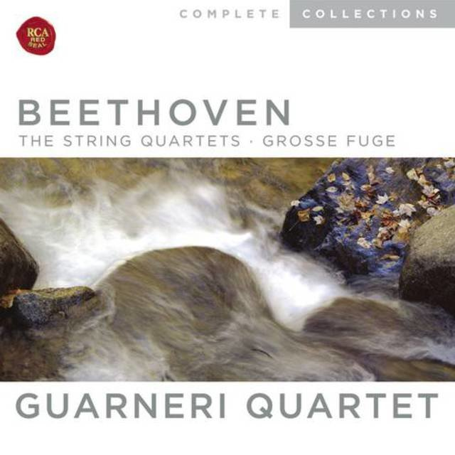 Beethoven, String Quartets; Grosse Fuge