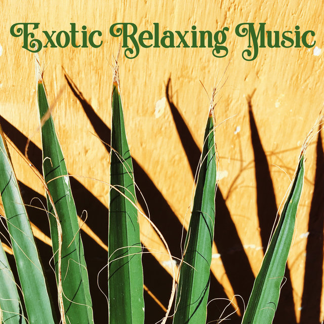 Exotic Relaxing Music: Stress Relief, Calm Down, Tranquil Water, Oriental Instrumental Music