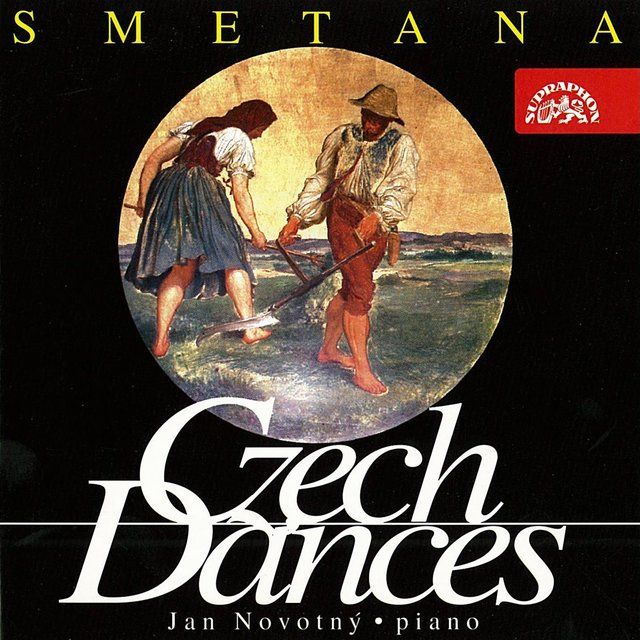 Smetana: Czech Dances, 6 Characteristic Pieces