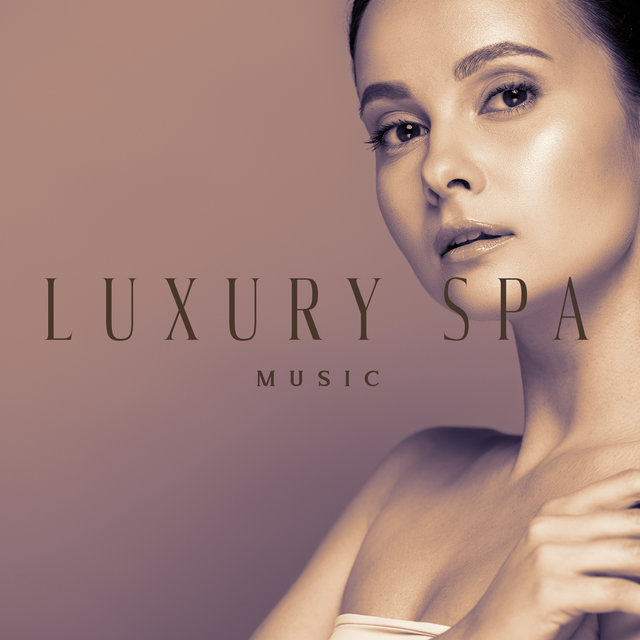Luxury Spa Music. Massage. Water Sounds, Waterfall, Raindrops. Birdsong. Relaxation Time