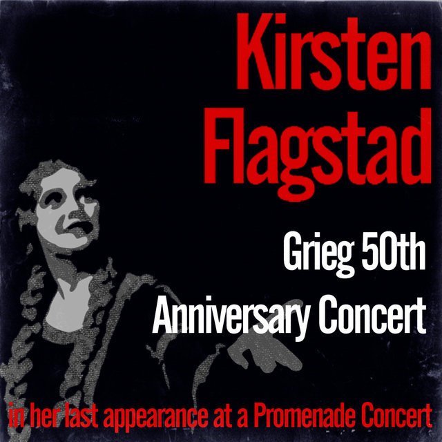 Grieg 50th Anniversary Concert