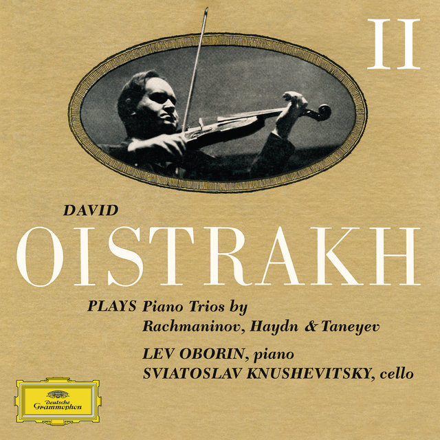 David Oistrakh Plays Piano Trios (Vol. 2)