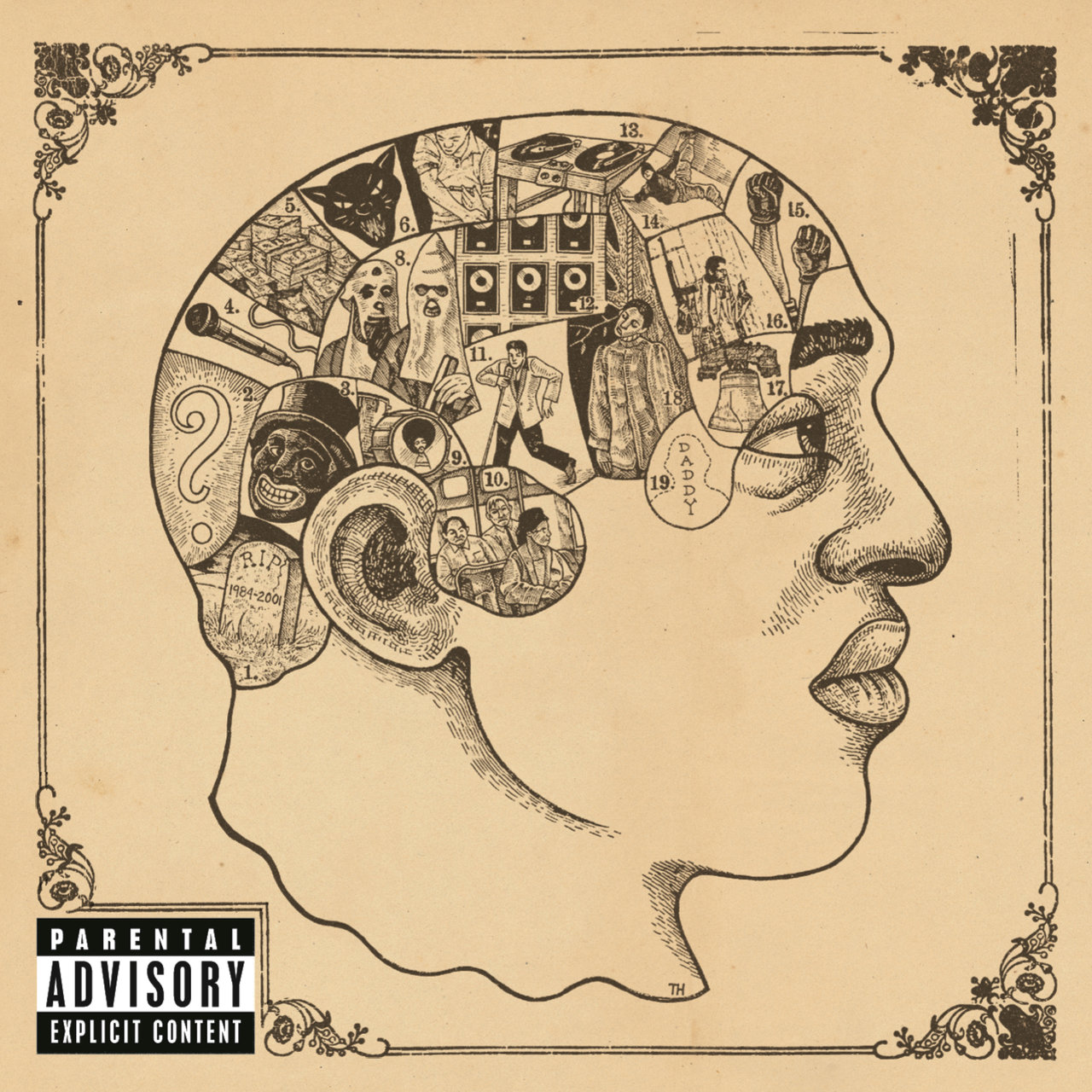 Phrenology / The Roots TIDAL