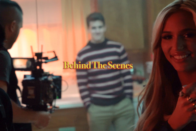 Kissing Other People // Behind The Scenes