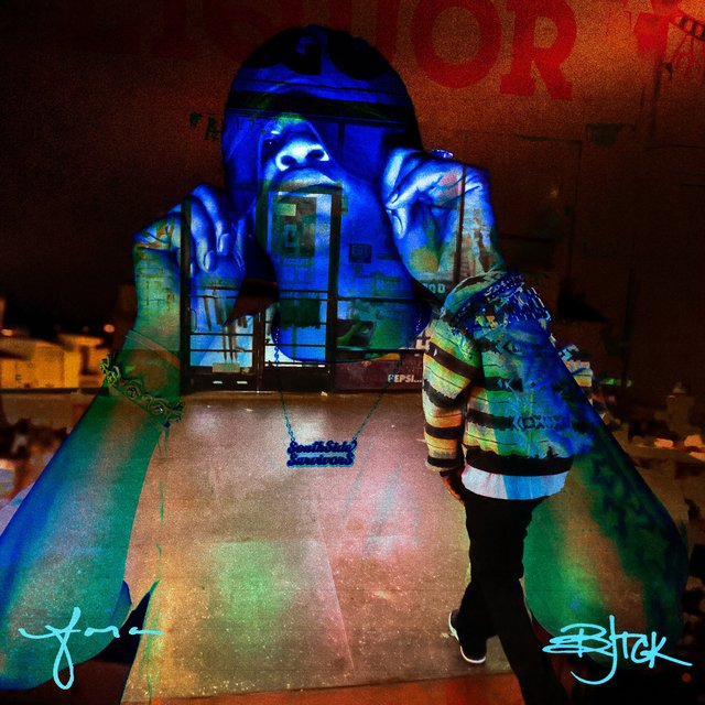 Cover art for album 4 AM by BJ The Chicago Kid