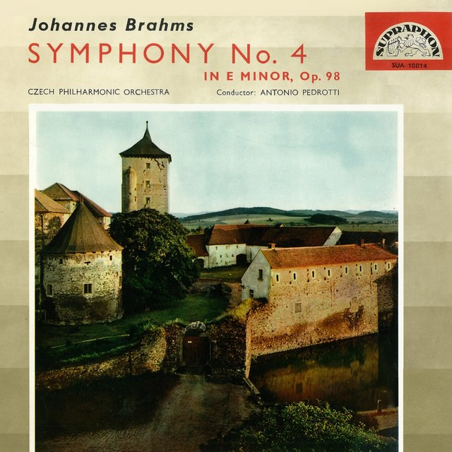 Brahms, Mendelssohn-Bartholdy: Symphony No. 4 in E Minor, Symphony No. 4 in A Major