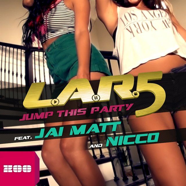 Jump This Party (Remixes)