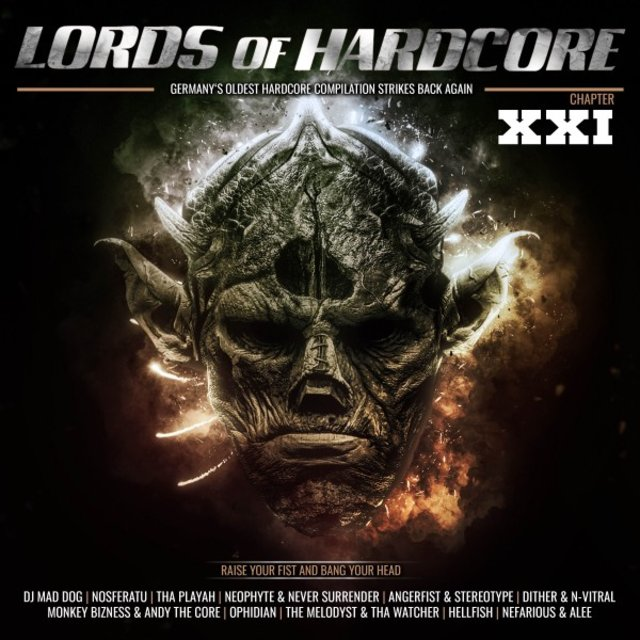 Lords of Hardcore, Vol. 21