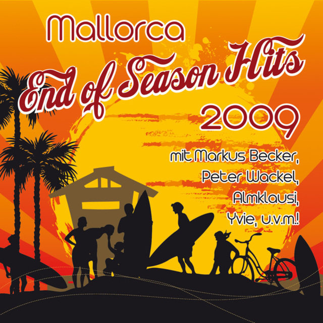 Mallorca End of Season - Hits 2009