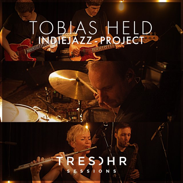 Tobias Held Indie Jazz Project Tresohr Sessions (Live)