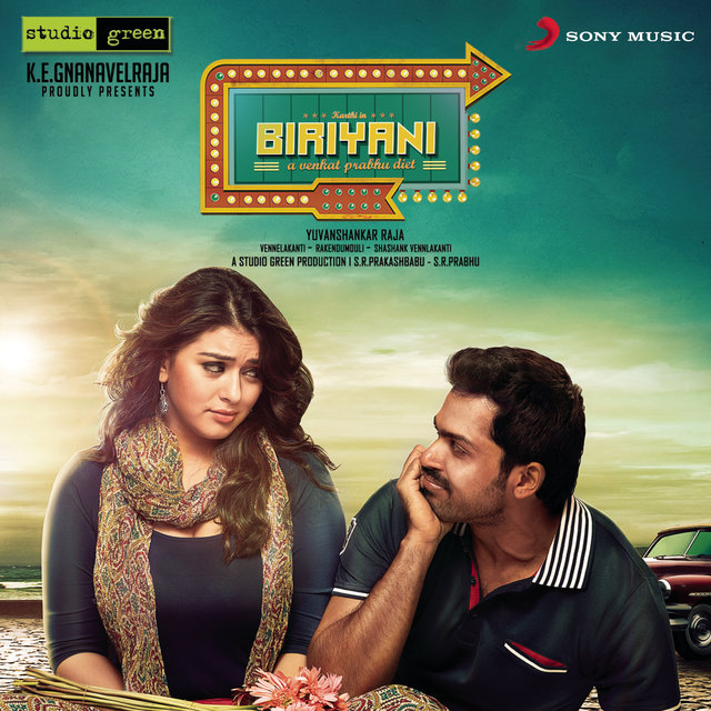 Biriyani (Telugu) (Original Motion Picture Soundtrack)