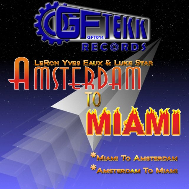 Amsterdam To Miami