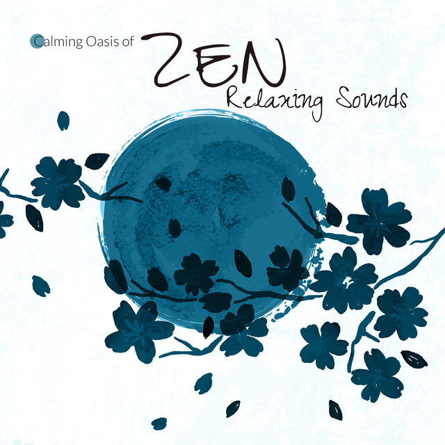 Calming Oasis of Zen Relaxing Sounds