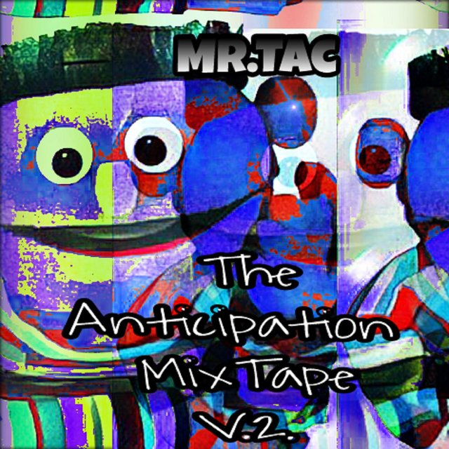 The Anticipation Mixtape, Vol. 2