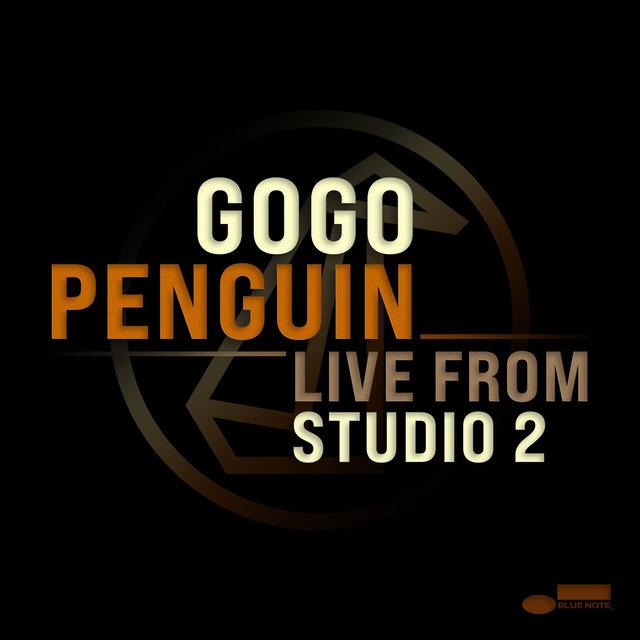 Cover art for album Live from Studio 2 by GoGo Penguin