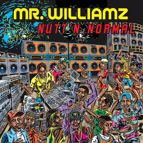 Mr. Williamz