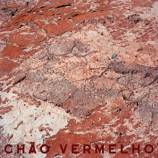 Cover art for album Chão Vermelho by Joana Guerra