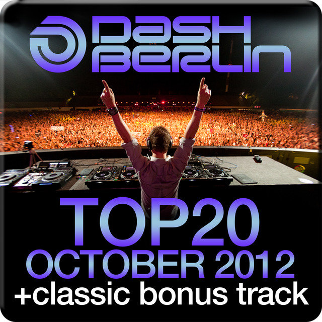 Dash Berlin Top 20 - October 2012