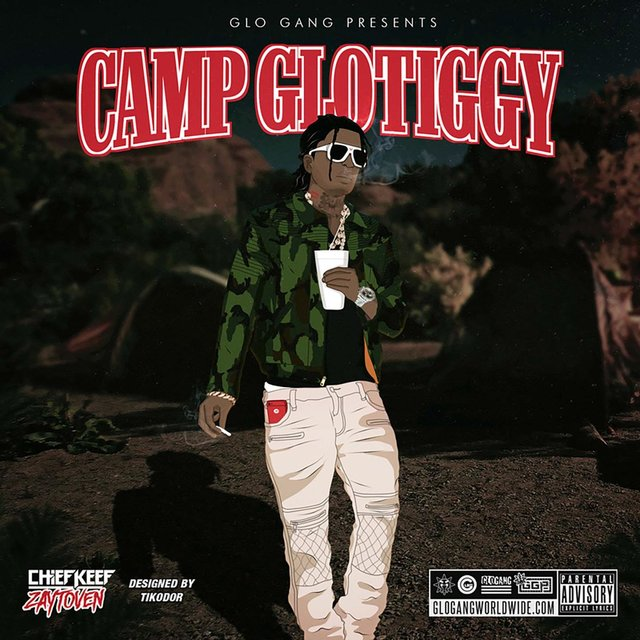Cover art for album Camp GloTiggy by Chief Keef
