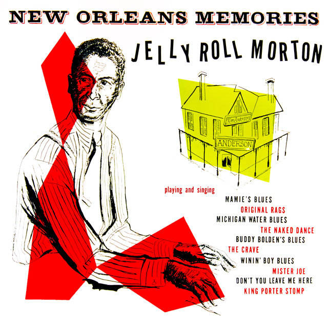 New Orleans Memories. Vocal & Piano Solos