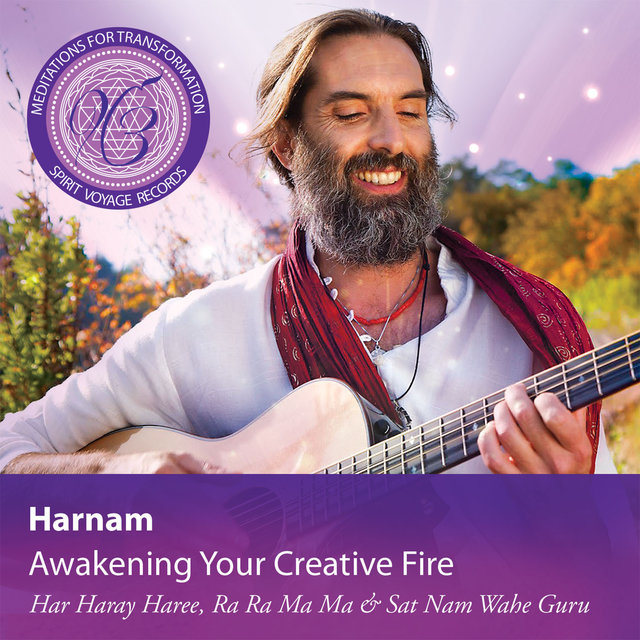 Awakening Your Creative Fire: Meditations for Transformation