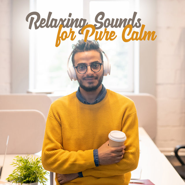 Relaxing Sounds for Pure Calm: Pure Serenity, Reduce Stress, Calm Down and Relax, Tranquility