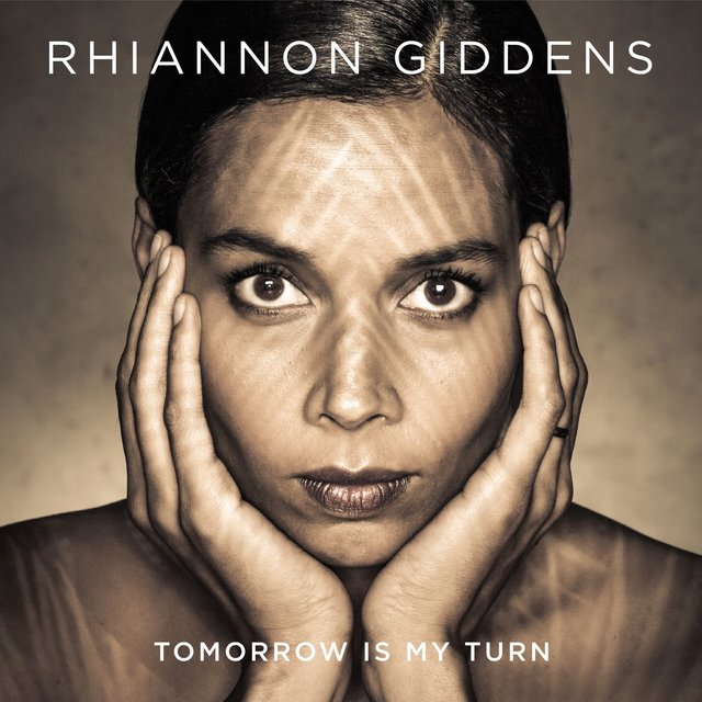Cover art for album  by Rhiannon Giddens