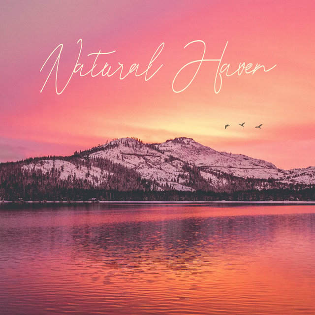 Natural Haven (Beautiful Instrumental Music with a Natural Background for Relaxation, SPA, Sleep or Meditation)